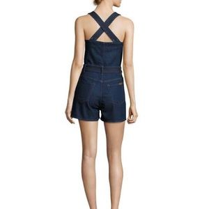7 for all Mankind short playsuit